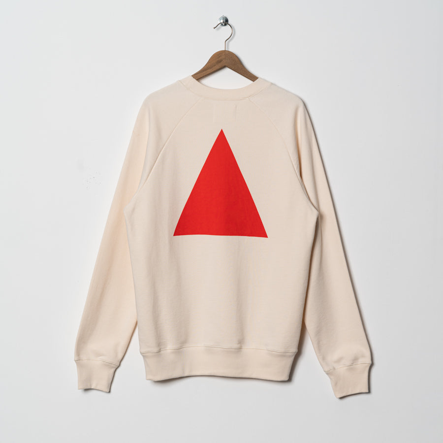 La Paz Sweater Cunha Red Triangle