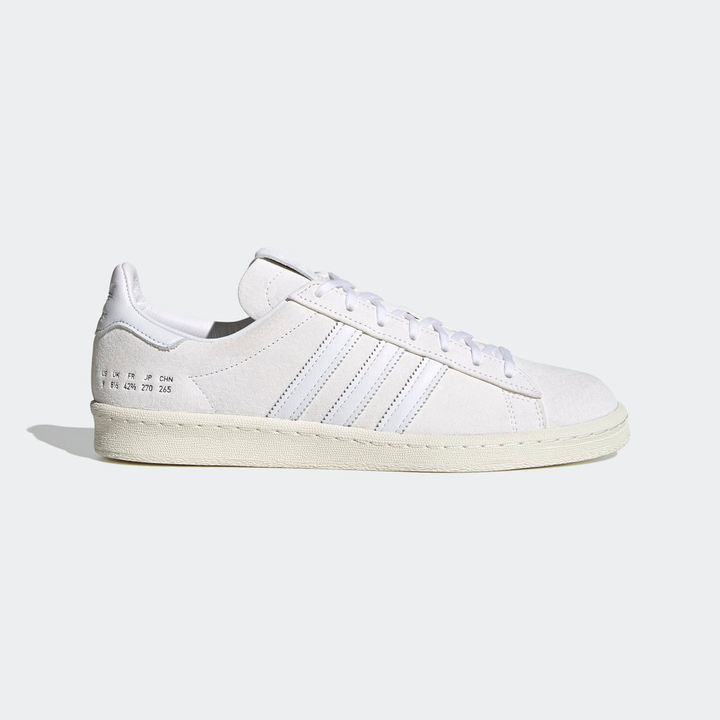 Adidas Campus 80S Cloud White