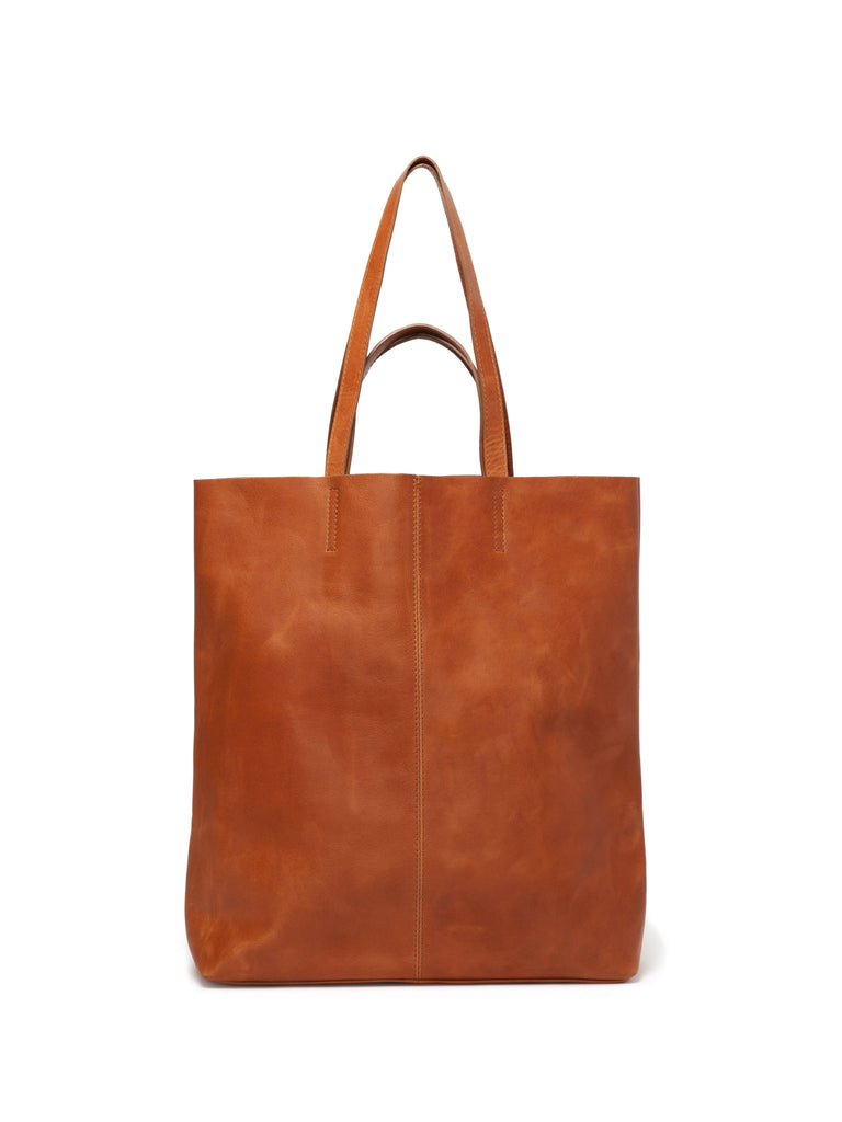 This Is Park Tote Bag Straps Brown