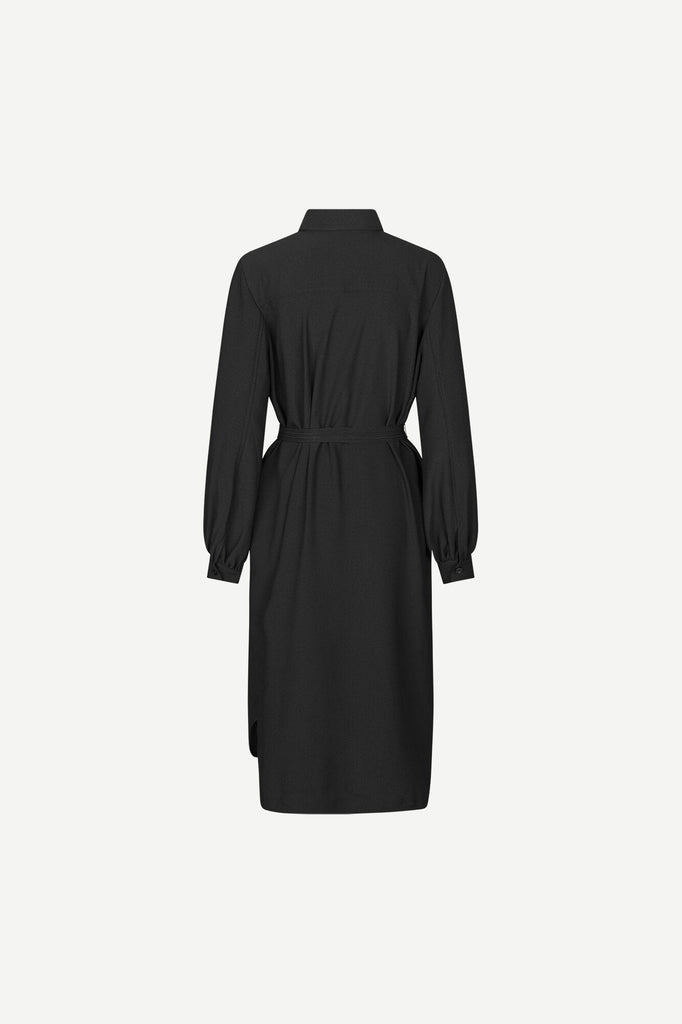 Samsøe Samsøe Shirt Dress Camila Black
