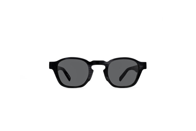 Loris Lunettes Sunglasses Chiphe Black Devil