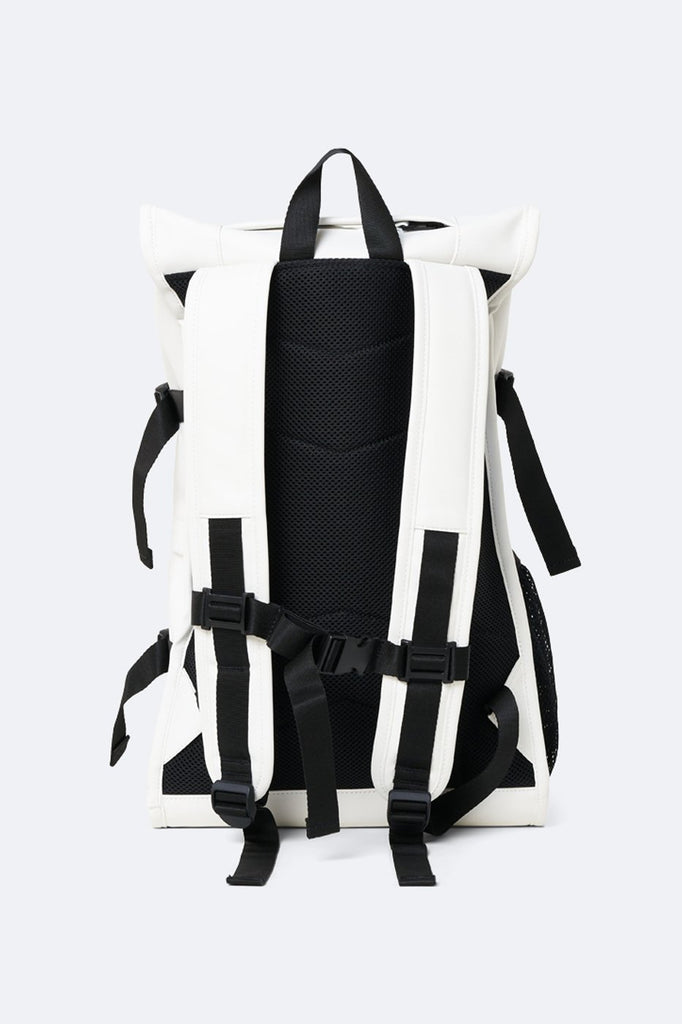 Rains Mountaineer Bag White