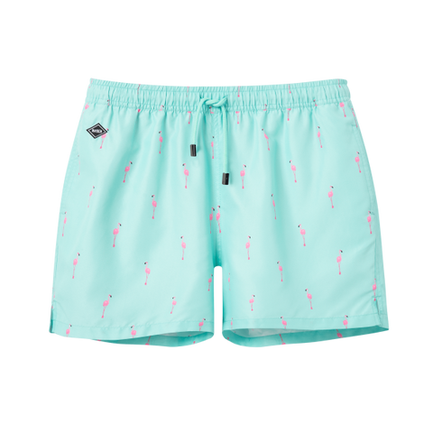 Nikben Swim Shorts Flamingo Vice