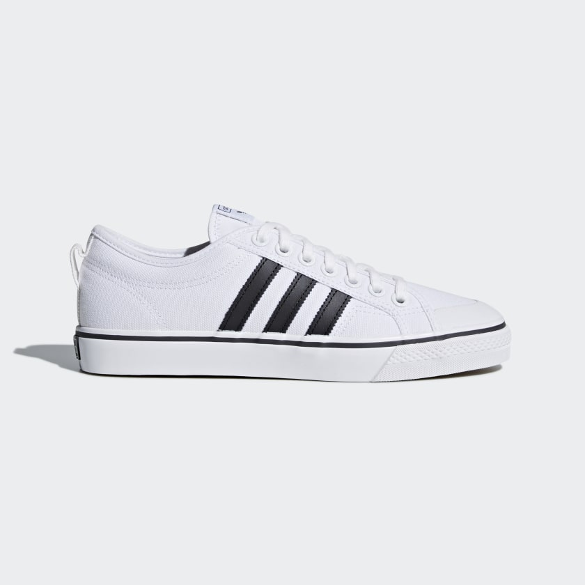 Adidas Nizza Cloud White / Core Black