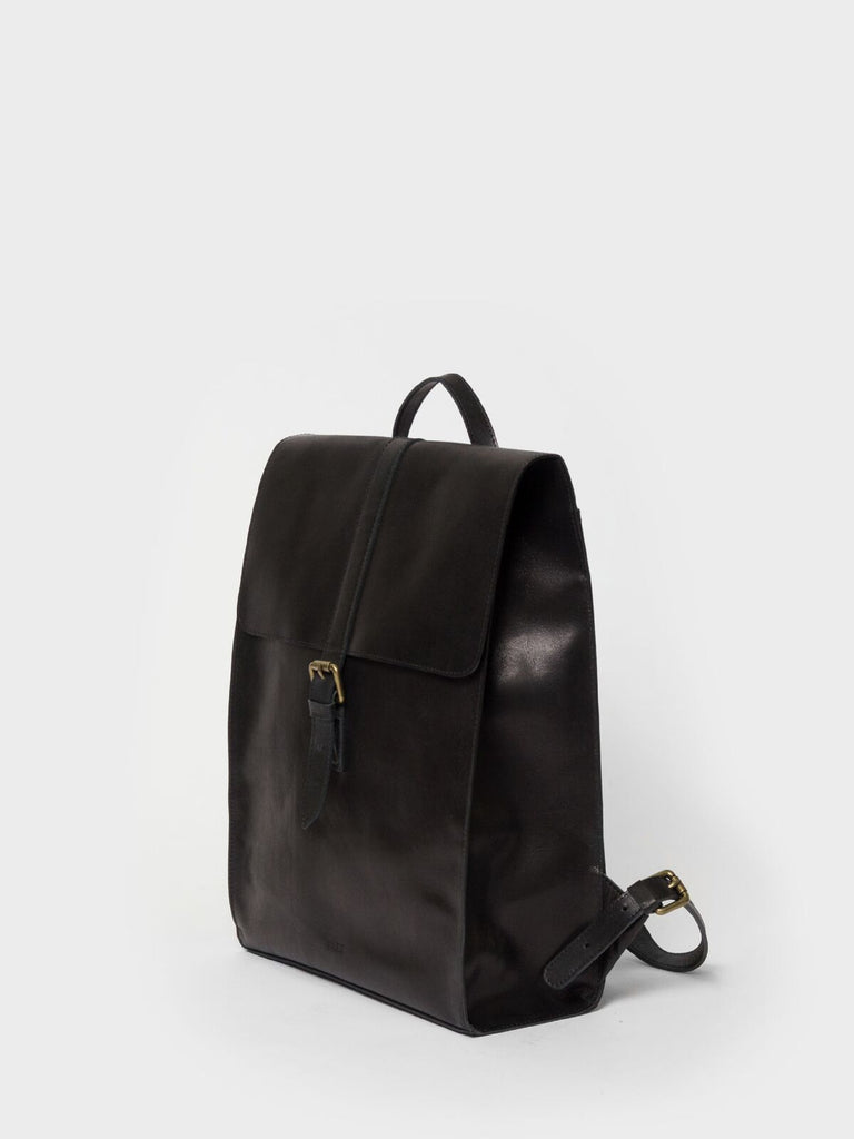 This is Park Backpack RS04 Black