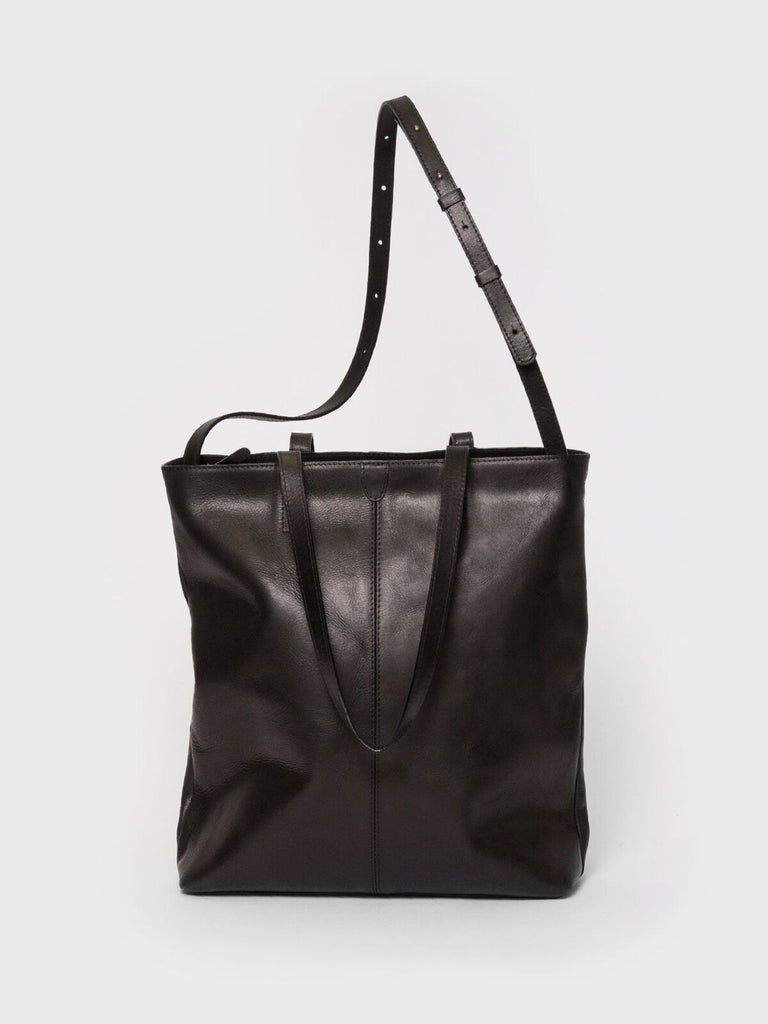 This Is Park Tote Bag TB02 Zip Plus Black