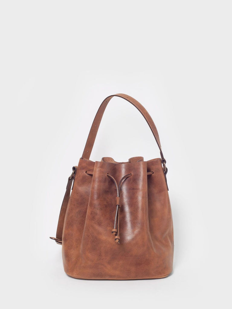 This Is Park Bucket Bag Brown