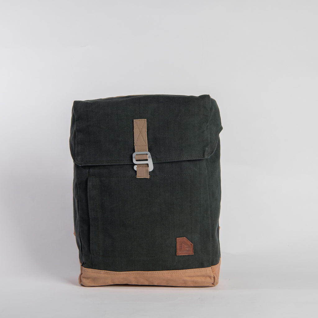 Arniko Backpack Light Green Brown