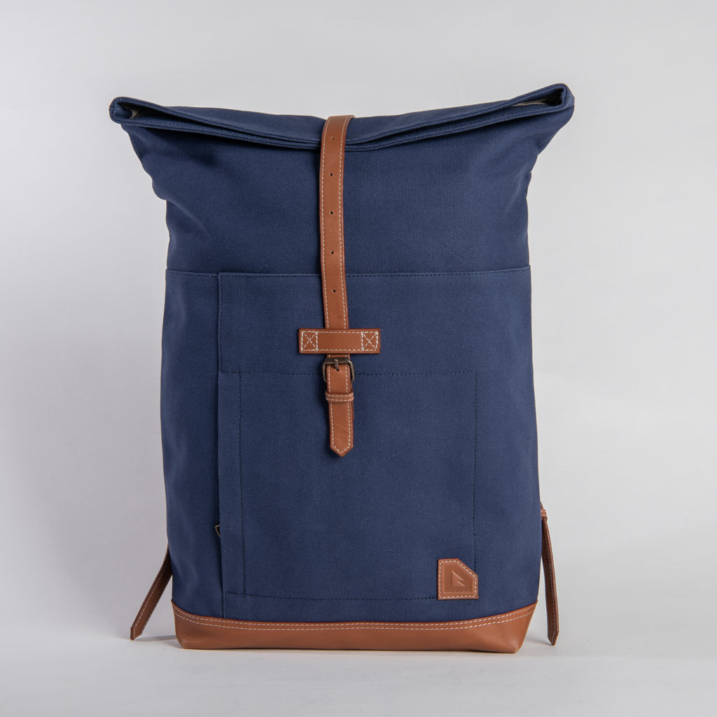 Arniko Backpack Roll Up Navy