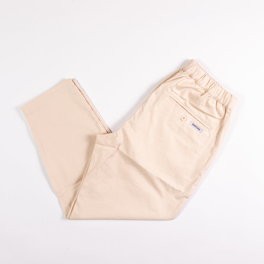 Arniko Pants Michael Cropped Cream