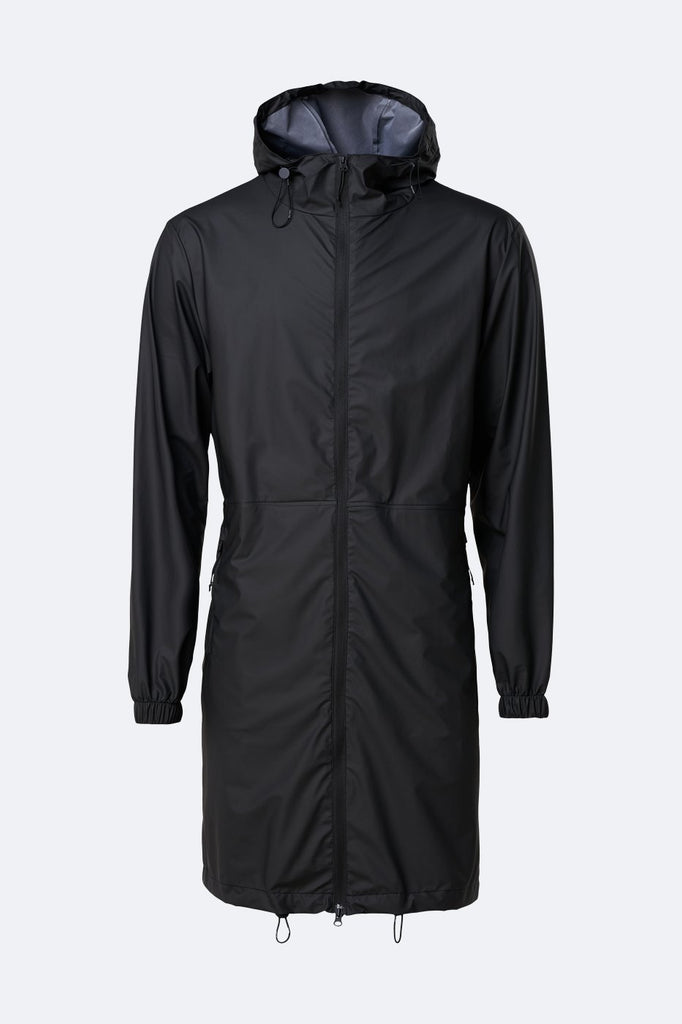 Rains Ultralight Parka Black