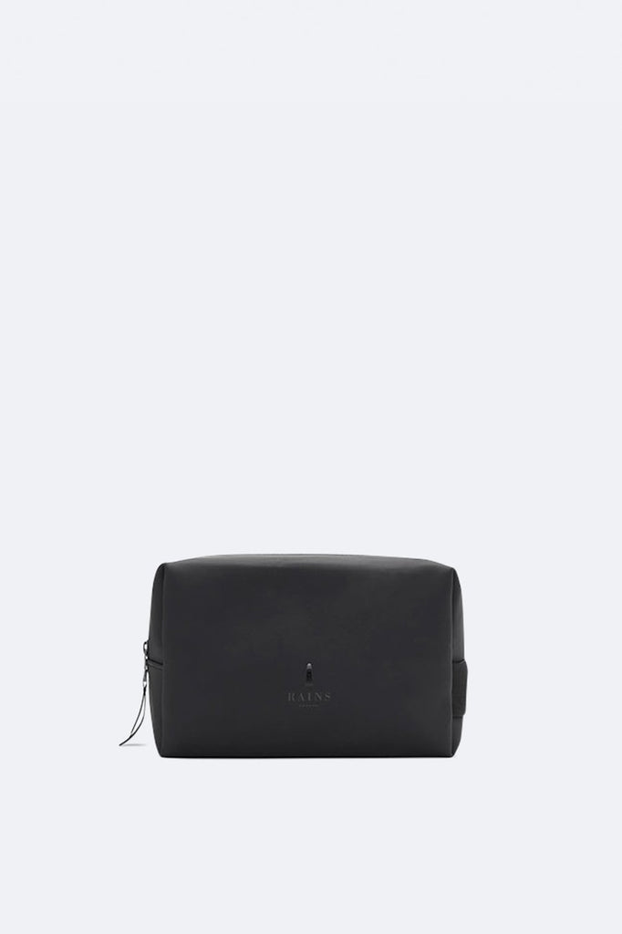 Rains Wash Bag Small Black