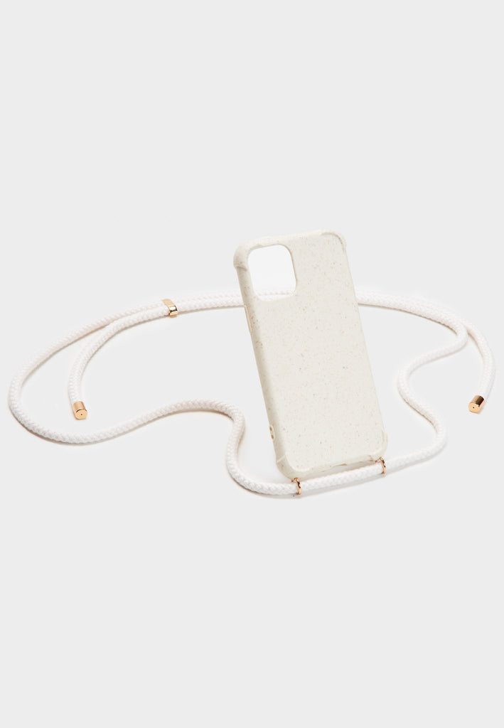 Phonelace Biodegradable Beige/Gold