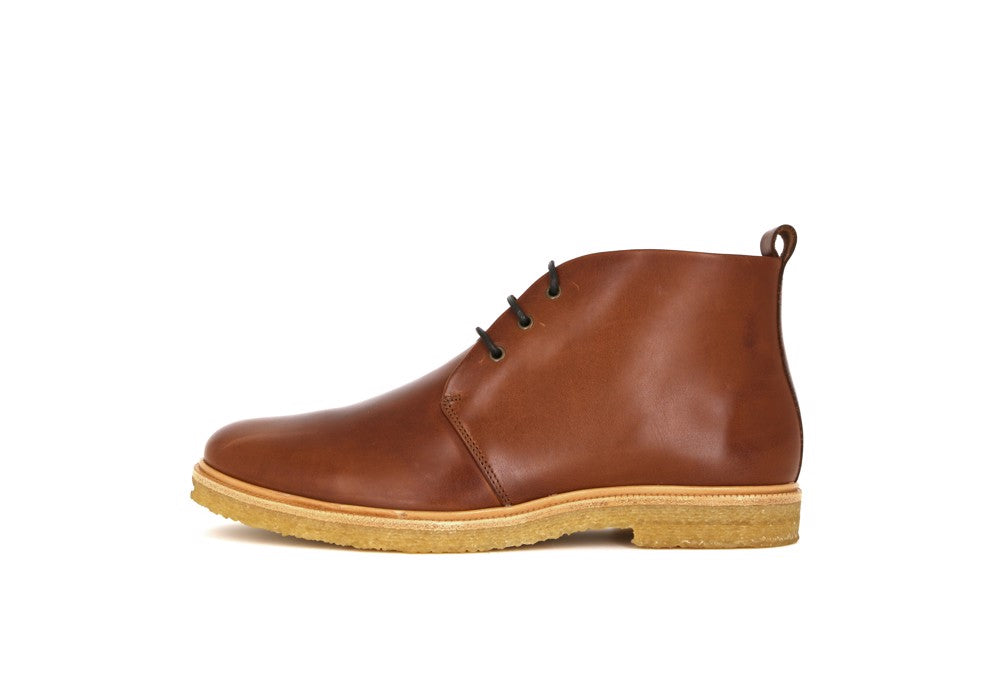 Royal Republiq Shoes Cast Creep Chukka Tan