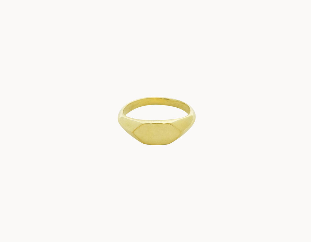 Flawed Ring Timeless Gold