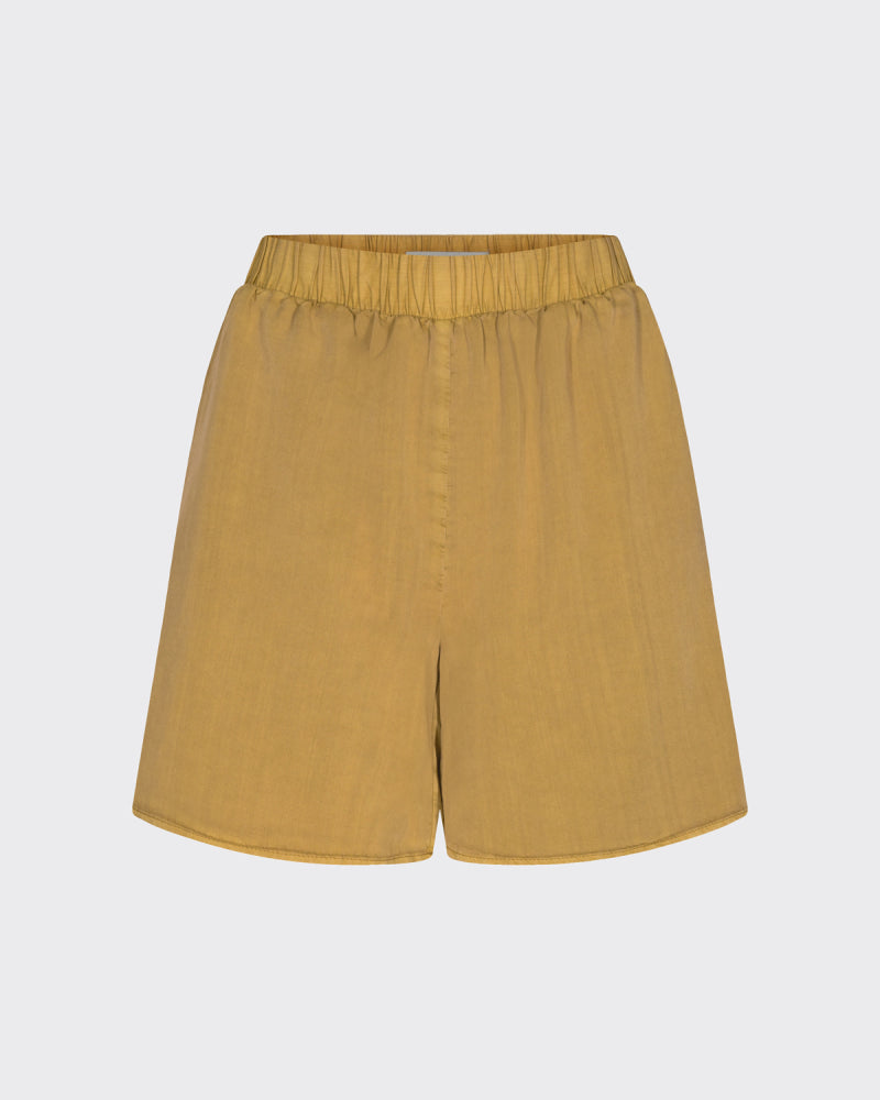 Minimum Shorts Acazio Dried Tobacco