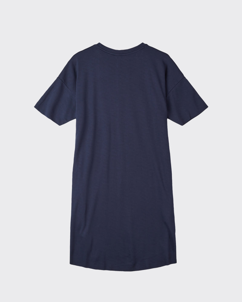 Minimum Short Dress Regitza Navy