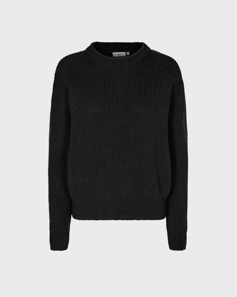 Minimum Knit Mikala Black