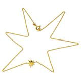 LULU Copenhagen Kapow Necklace Gold Plated