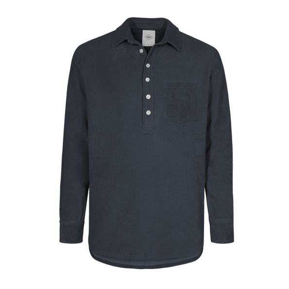 Nikben Shirt Terry Navy