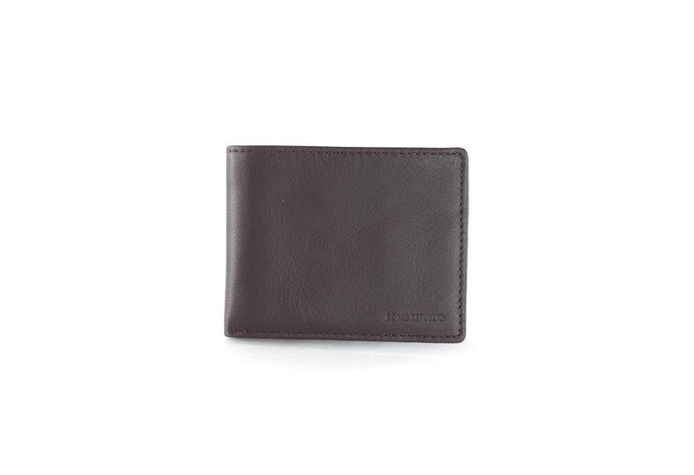 Royal Republiq City Wallet Brown