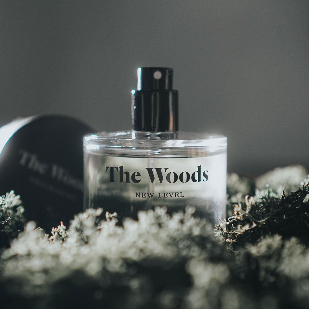 Brooklyn Soap Company The Woods Parfum New Level