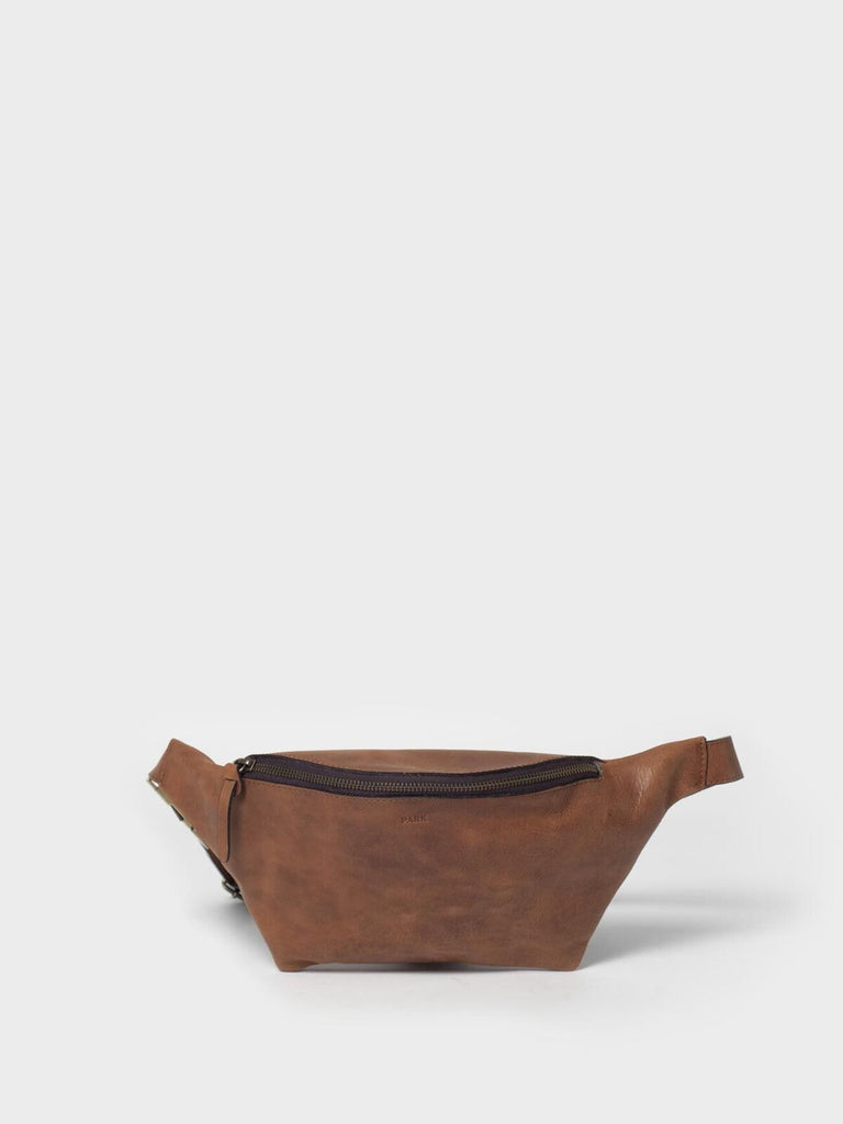 This is Park Fanny Pack Brown