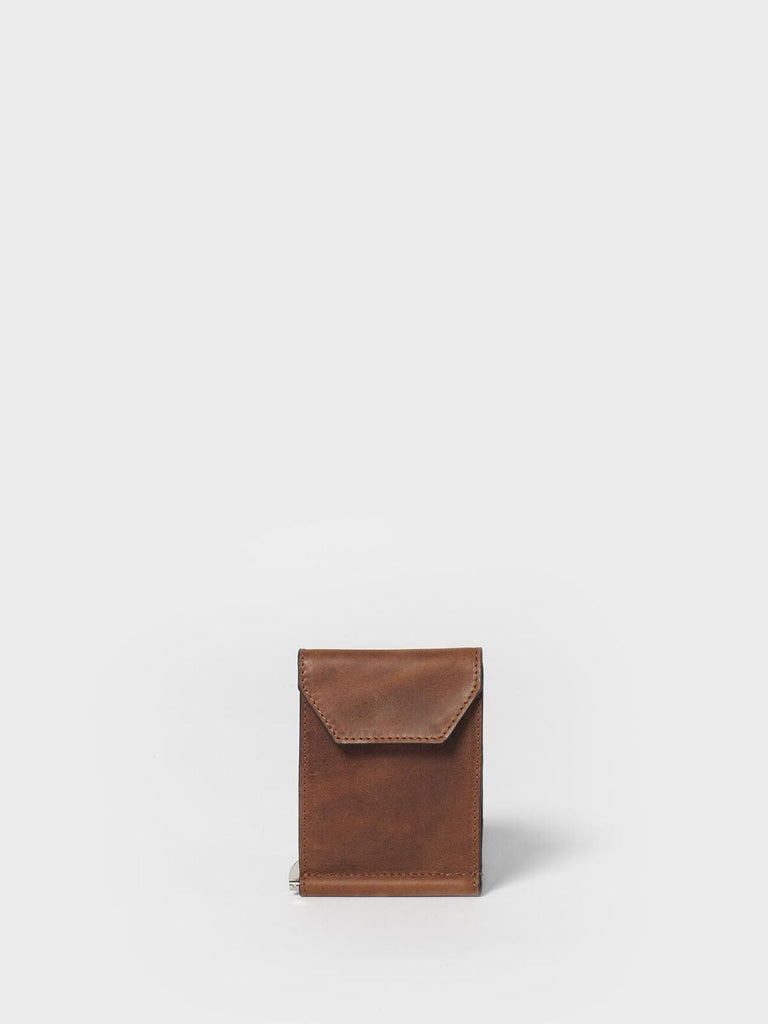 This is Park Wallet WL02 Brown