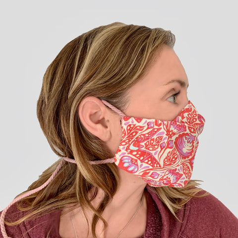 Ladies Cloth Face Mask