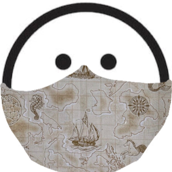 Youth Cloth Face Mask