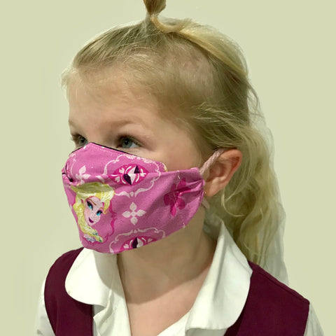 Kids Cloth Face Mask