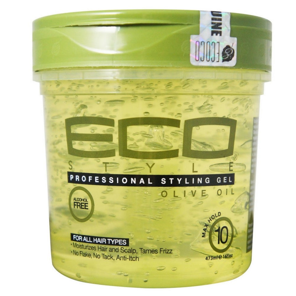 Eco Style Gel Olive Oil 16 oz.