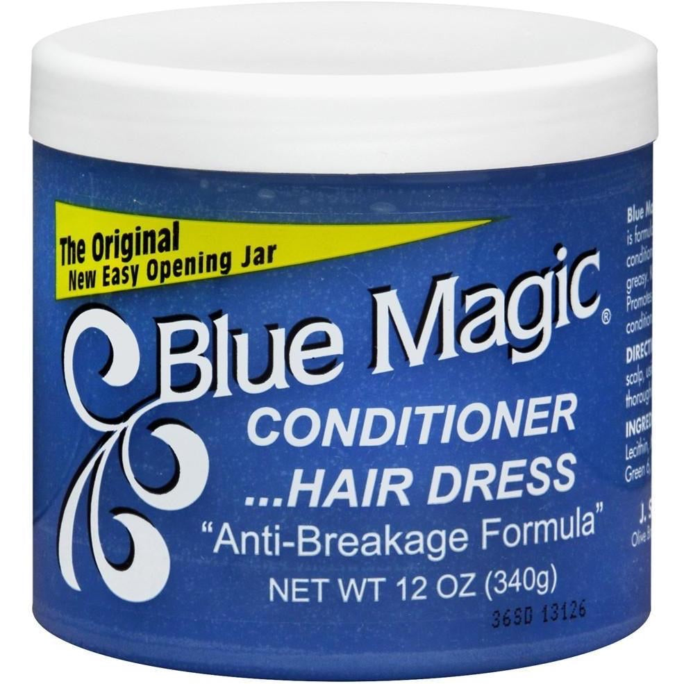 Blue Magic Conditioner Hair Dress 12 oz.