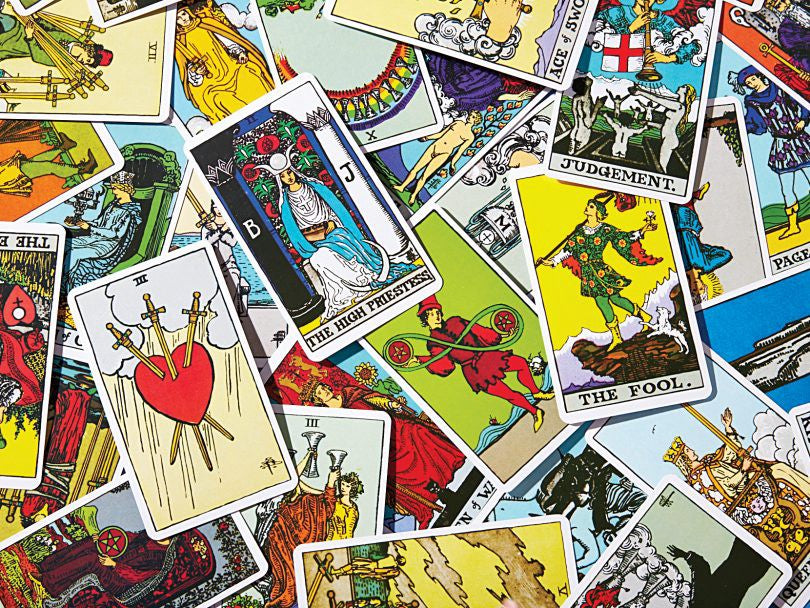 Tarot for introverts
