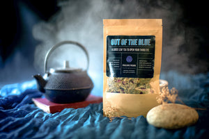 Out of the blue: third-eye tea