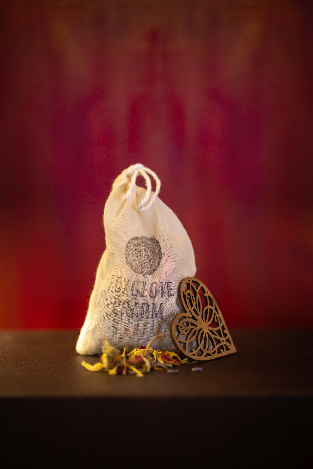 Love Is All Around: Herbal Sachet