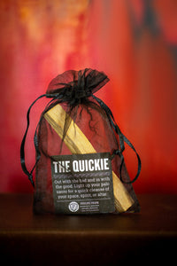 The Quickie: Palo Santo To-Go