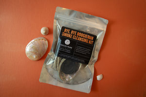 Bye, Bye, Boogieman: Herbal Smoke Kit for Negative Energy