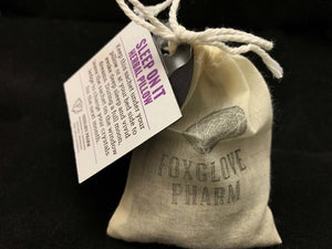 Sleep On It: Herbal Sachet