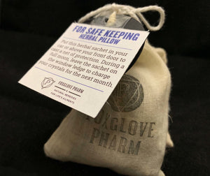 For Safe Keeping: Herbal Sachet