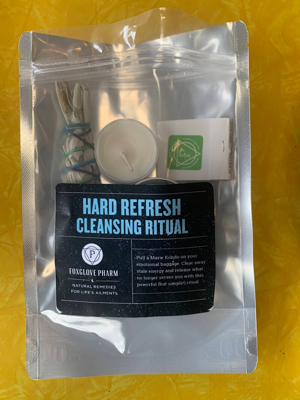 Hard Refresh: a kit for when you need to start over