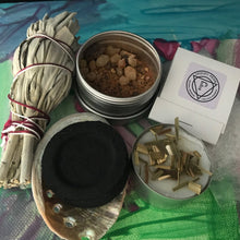 Load image into Gallery viewer, Power Through It: Herbal Smoke Kit for Strength