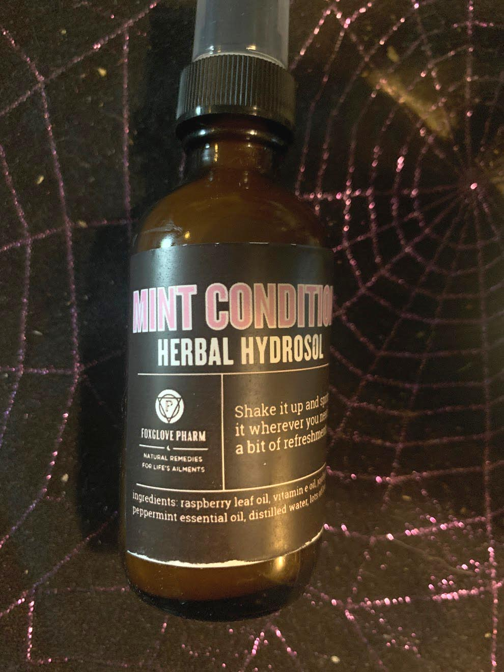 Mint Condition: Herbal Hydrosol