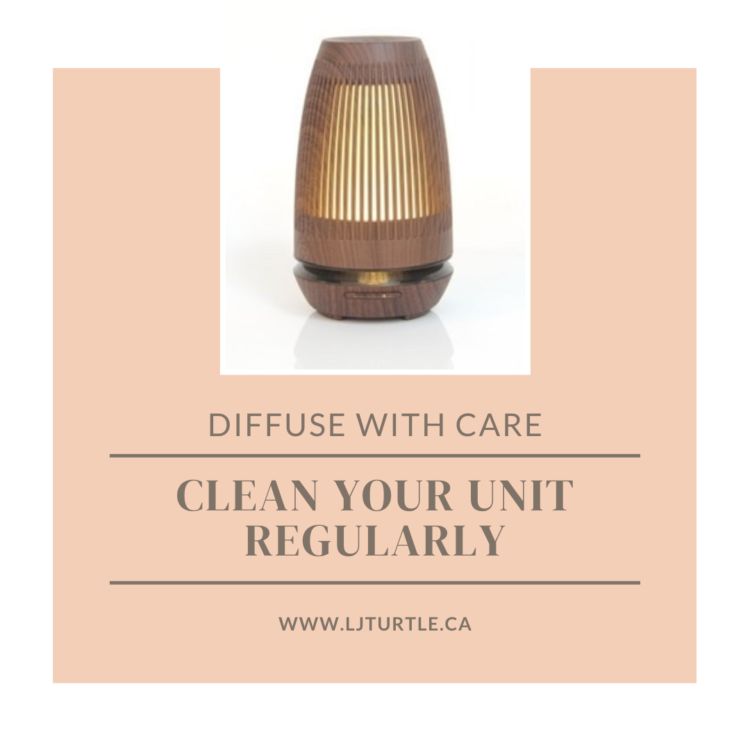 Diffusing With Care | Part 4