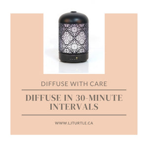 Diffusing with Care | Part 3