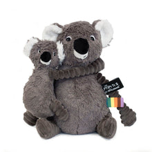 Load image into Gallery viewer, Plush Trankilou The Gray Koala