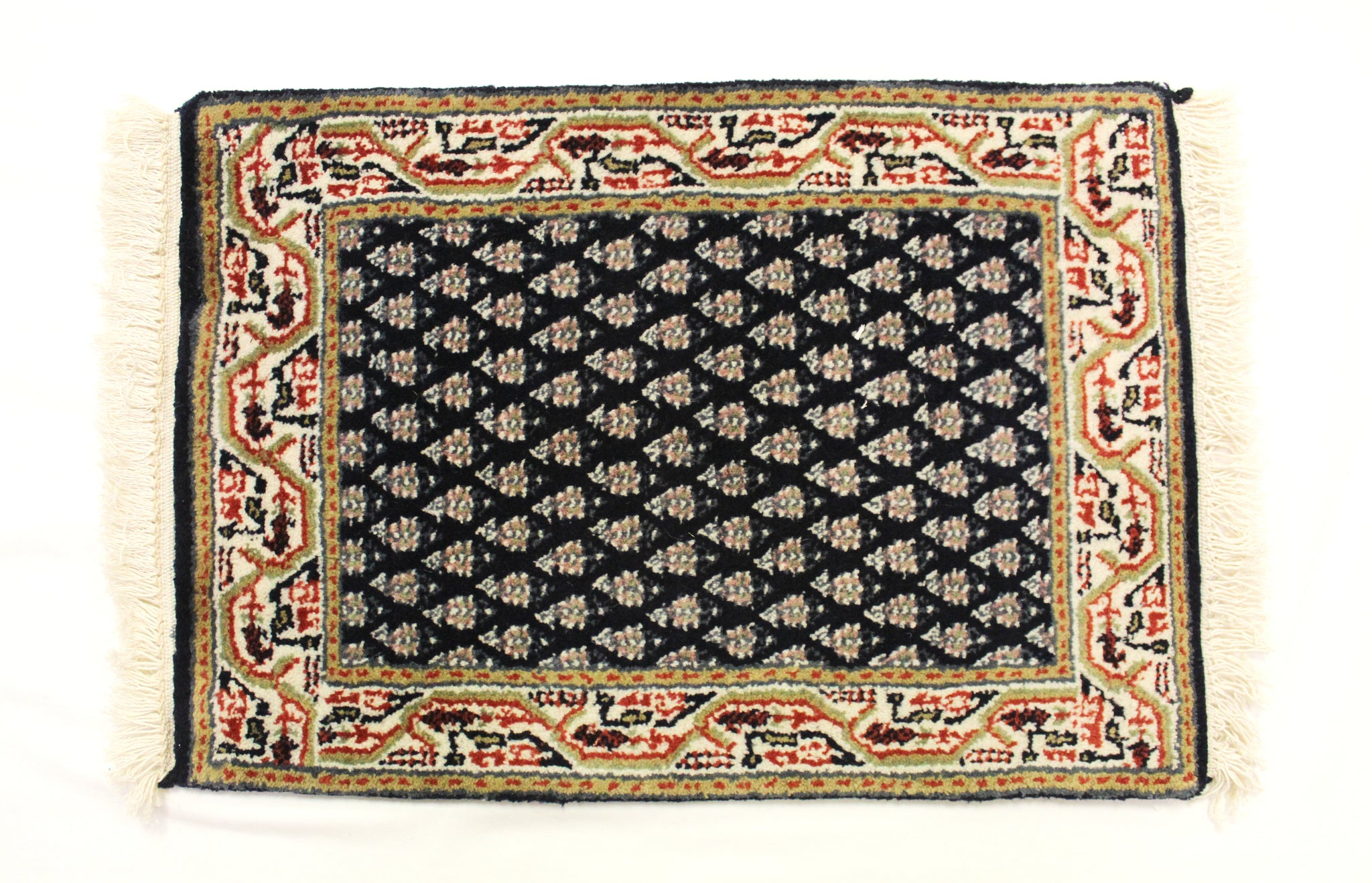 Persian Design Car Mat 1'x2'