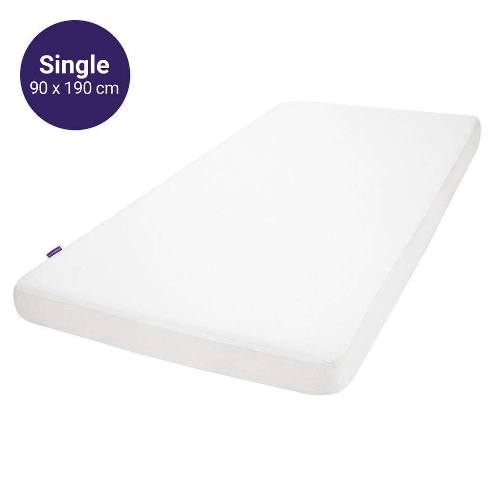 Single Bed Waterproof Mattress Protector