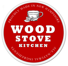 Wood Stove Kitchen