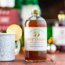 Load image into Gallery viewer, Hot Toddy Mix (Honey, Lemon & Ginger), 16oz